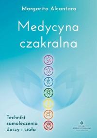Medycyna czakralna - okładka książki