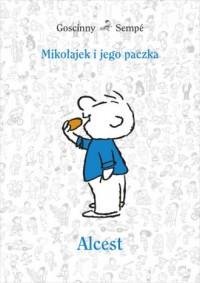 Mikołajek i jego paczka. Alcest - okładka książki