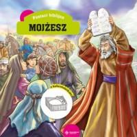 Mojżesz. Książeczka z kolorowankami - okładka książki