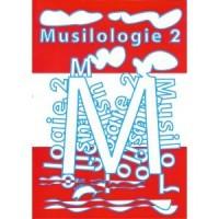 Musilologie 2 - okładka książki