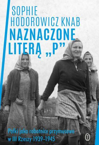 Naznaczone literą P. Polki jako - okładka książki