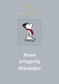 Nowe przygody Mikołajka - okładka książki