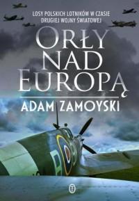 Orły nad Europą - okładka książki