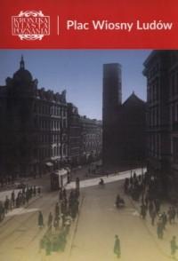 Plac Wiosny Ludów - okładka książki
