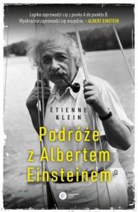 Podróże z Albertem Einsteinem - okładka książki