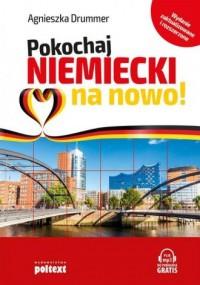 Pokochaj niemiecki na nowo (wydanie zaktualizowane i rozszerzone) - okładka podręcznika