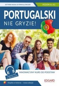 Portugalski nie gryzie! - okładka podręcznika