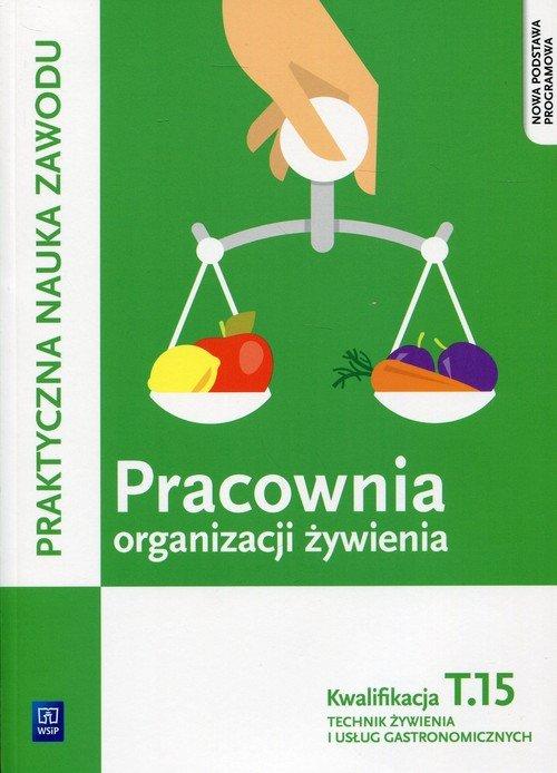 Pracownia organizacji żywienia - okładka podręcznika