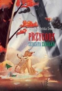 Przygody Skrzata Zapałka - okładka książki