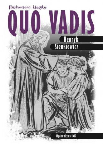 Quo vadis. Ilustrowana klasyka - okładka podręcznika