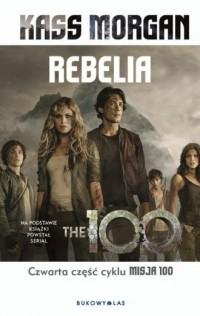 Rebelia - okładka książki