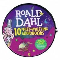 Roald Dahl 10 Phizz Whizzing Audio Books Pack - pudełko audiobooku