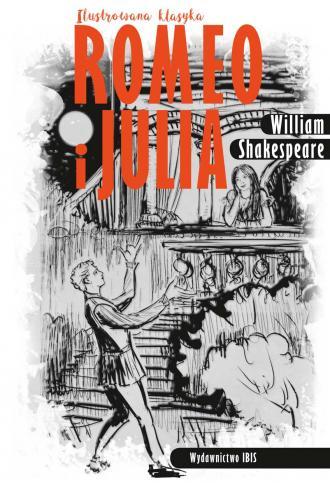 Romeo i Julia. Ilustrowana klasyka - okładka podręcznika