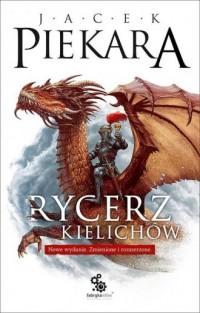 Rycerz Kielichów - okładka książki