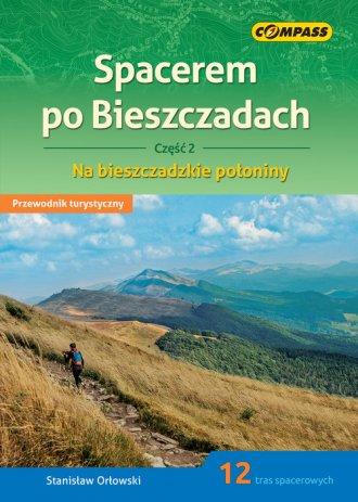 Spacerem po Bieszczadach cz. 2. - okładka książki