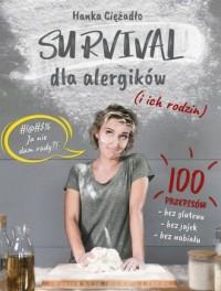 Survival dla alergików i ich rodzin - okładka książki
