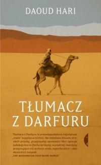 Tłumacz z Darfuru - okładka książki