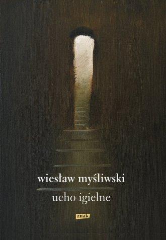 Ucho Igielne - okładka książki