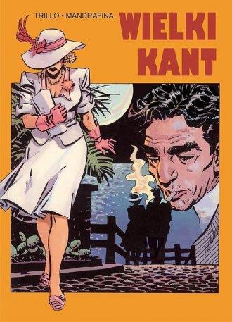 Wielki kant - okładka książki
