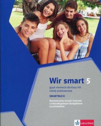 Wir Smart 5 Smartbuch. Szkoła podstawowa. - okładka podręcznika
