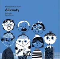 Alikwoty - okładka książki