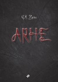 Arhe - okładka książki
