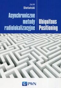 Asynchroniczne metody radiolokalizacyjne - okładka książki