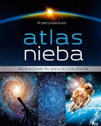 Atlas nieba. Przewodnik po gwiazdozbiorach - okładka książki