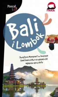 Bali i Lombok - okładka książki
