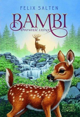 Bambi. Opowieść leśna - okładka książki
