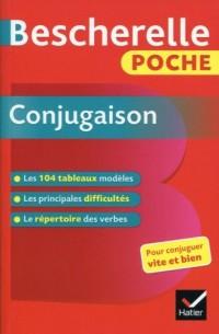 Bescherelle poche Conjugaison - okładka podręcznika