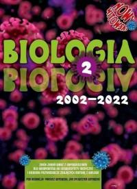 Biologia. Zbiór zadań wraz z odpowiedziami. Tom 2. 2002-2019 - okładka podręcznika