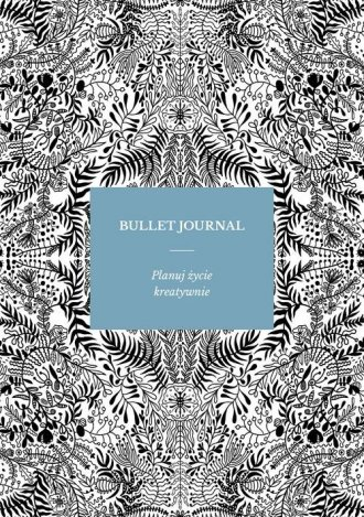 Bullet Journal - okładka książki