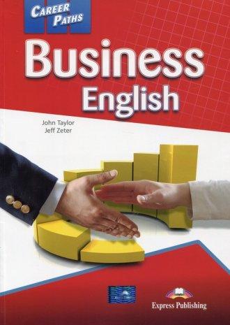 Career Paths Business English Students - okładka podręcznika
