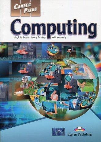 Career Paths Computing Students - okładka podręcznika