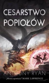 Cesarstwo Popiołów - okładka książki