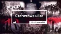 Czerwcowe ulice. Ulicznik poznański / Druga strona Poznania - okładka książki