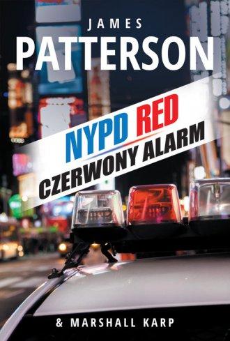 Czerwony alarm - okładka książki