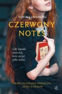 Czerwony notes - okładka książki