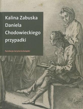 Daniela Chodowieckiego przypadki. - okładka książki