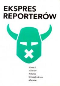 Ekspres reporterów - okładka książki
