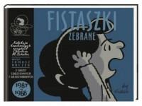 Fistaszki zebrane 1987-1988 - okładka książki