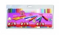 Flamastry mix 30 kolorów - zdjęcie produktu
