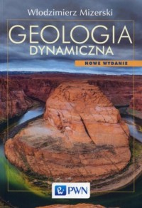 Geologia dynamiczna - okładka książki