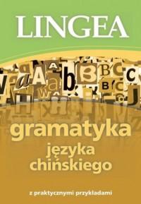 Gramatyka języka chińskiego - okładka podręcznika