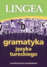 Gramatyka języka tureckiego - okładka podręcznika