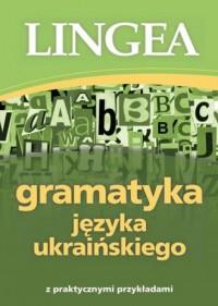 Gramatyka języka ukraińskiego - okładka podręcznika