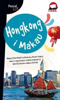 Hongkong i Makau - okładka książki