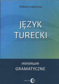 Język turecki. Minimum gramatyczne - okładka książki