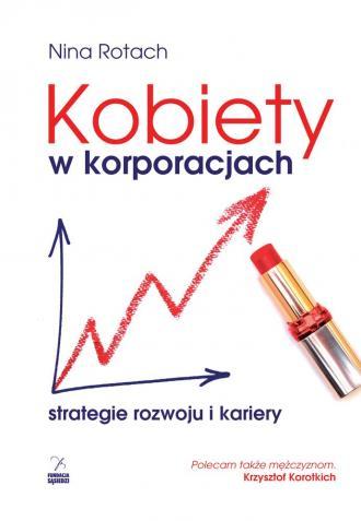 Kobiety w korporacjach. Strategia - okładka książki